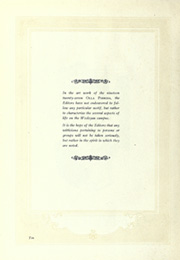 Page 14, 1927 Edition, Wesleyan University - Olla Podrida Yearbook (Middletown, CT) online yearbook collection