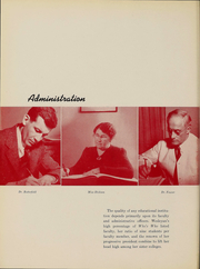 Page 16, 1940 Edition, Wesleyan University - Olla Podrida Yearbook (Middletown, CT) online yearbook collection