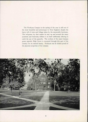 Page 10, 1948 Edition, Wesleyan University - Olla Podrida Yearbook (Middletown, CT) online yearbook collection