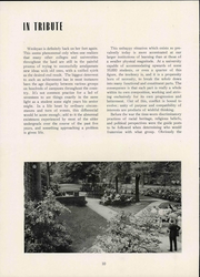 Page 16, 1948 Edition, Wesleyan University - Olla Podrida Yearbook (Middletown, CT) online yearbook collection