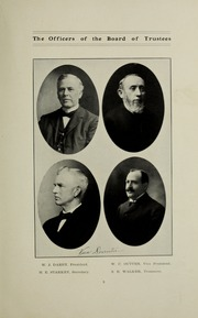 Page 15, 1906 Edition, Millikin University - Millidek Yearbook (Decatur, IL) online yearbook collection