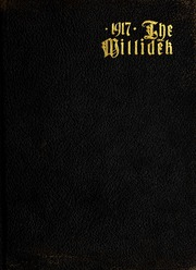 Millikin University - Millidek Yearbook (Decatur, IL) online yearbook collection, 1917 Edition, Page 1