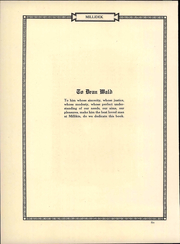 Page 10, 1923 Edition, Millikin University - Millidek Yearbook (Decatur, IL) online yearbook collection