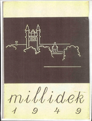 Millikin University - Millidek Yearbook (Decatur, IL) online yearbook collection, 1949 Edition, Page 1