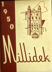 Millikin University - Millidek Yearbook (Decatur, IL) online yearbook collection, 1950 Edition, Page 1