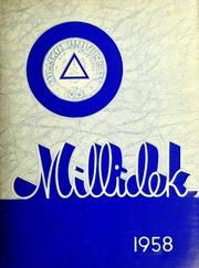 Millikin University - Millidek Yearbook (Decatur, IL) online yearbook collection, 1958 Edition, Page 1