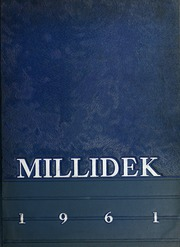Millikin University - Millidek Yearbook (Decatur, IL) online yearbook collection, 1961 Edition, Page 1