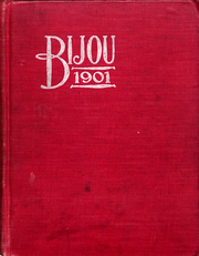 Page 1, 1901 Edition, Ohio Wesleyan University - Le Bijou Yearbook (Delaware, OH) online yearbook collection