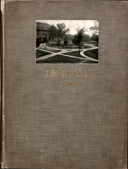 Page 1, 1909 Edition, Ohio Wesleyan University - Le Bijou Yearbook (Delaware, OH) online yearbook collection