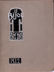 Page 1, 1912 Edition, Ohio Wesleyan University - Le Bijou Yearbook (Delaware, OH) online yearbook collection