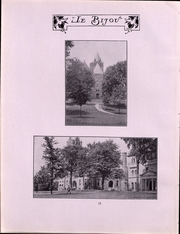 Page 14, 1912 Edition, Ohio Wesleyan University - Le Bijou Yearbook (Delaware, OH) online yearbook collection
