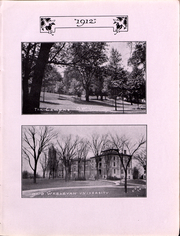 Page 15, 1912 Edition, Ohio Wesleyan University - Le Bijou Yearbook (Delaware, OH) online yearbook collection