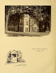 Page 16, 1923 Edition, Ohio Wesleyan University - Le Bijou Yearbook (Delaware, OH) online yearbook collection