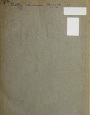 Page 3, 1923 Edition, Ohio Wesleyan University - Le Bijou Yearbook (Delaware, OH) online yearbook collection