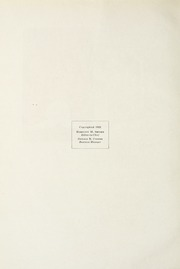 Page 8, 1923 Edition, Ohio Wesleyan University - Le Bijou Yearbook (Delaware, OH) online yearbook collection