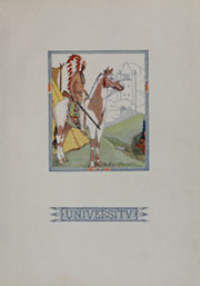 Page 13, 1925 Edition, Ohio Wesleyan University - Le Bijou Yearbook (Delaware, OH) online yearbook collection