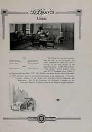 Page 145, 1925 Edition, Ohio Wesleyan University - Le Bijou Yearbook (Delaware, OH) online yearbook collection