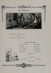 Page 151, 1925 Edition, Ohio Wesleyan University - Le Bijou Yearbook (Delaware, OH) online yearbook collection
