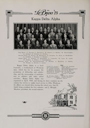 Page 152, 1925 Edition, Ohio Wesleyan University - Le Bijou Yearbook (Delaware, OH) online yearbook collection