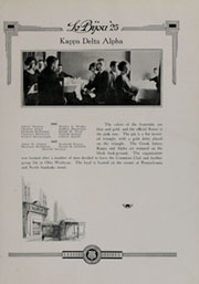 Page 153, 1925 Edition, Ohio Wesleyan University - Le Bijou Yearbook (Delaware, OH) online yearbook collection