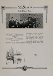 Page 155, 1925 Edition, Ohio Wesleyan University - Le Bijou Yearbook (Delaware, OH) online yearbook collection