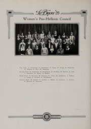 Page 158, 1925 Edition, Ohio Wesleyan University - Le Bijou Yearbook (Delaware, OH) online yearbook collection