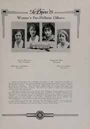 Page 159, 1925 Edition, Ohio Wesleyan University - Le Bijou Yearbook (Delaware, OH) online yearbook collection