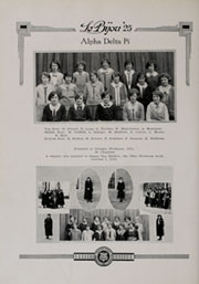 Page 160, 1925 Edition, Ohio Wesleyan University - Le Bijou Yearbook (Delaware, OH) online yearbook collection