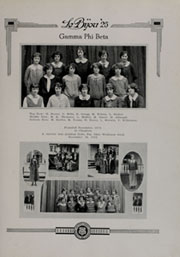 Page 161, 1925 Edition, Ohio Wesleyan University - Le Bijou Yearbook (Delaware, OH) online yearbook collection