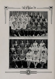 Page 240, 1925 Edition, Ohio Wesleyan University - Le Bijou Yearbook (Delaware, OH) online yearbook collection