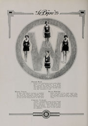 Page 242, 1925 Edition, Ohio Wesleyan University - Le Bijou Yearbook (Delaware, OH) online yearbook collection
