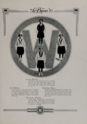 Page 243, 1925 Edition, Ohio Wesleyan University - Le Bijou Yearbook (Delaware, OH) online yearbook collection