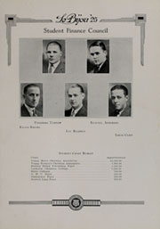 Page 249, 1925 Edition, Ohio Wesleyan University - Le Bijou Yearbook (Delaware, OH) online yearbook collection