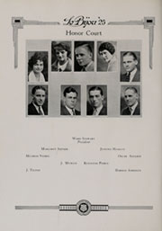 Page 250, 1925 Edition, Ohio Wesleyan University - Le Bijou Yearbook (Delaware, OH) online yearbook collection