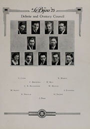 Page 251, 1925 Edition, Ohio Wesleyan University - Le Bijou Yearbook (Delaware, OH) online yearbook collection