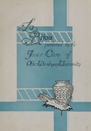 Page 7, 1925 Edition, Ohio Wesleyan University - Le Bijou Yearbook (Delaware, OH) online yearbook collection