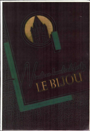 Page 1, 1940 Edition, Ohio Wesleyan University - Le Bijou Yearbook (Delaware, OH) online yearbook collection