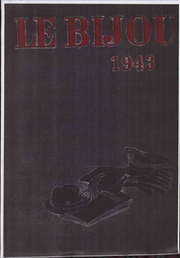 1943 Edition, Ohio Wesleyan University - Le Bijou Yearbook (Delaware, OH)
