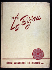 1948 Edition, Ohio Wesleyan University - Le Bijou Yearbook (Delaware, OH)