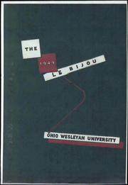 Page 1, 1949 Edition, Ohio Wesleyan University - Le Bijou Yearbook (Delaware, OH) online yearbook collection