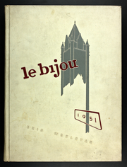 Page 1, 1951 Edition, Ohio Wesleyan University - Le Bijou Yearbook (Delaware, OH) online yearbook collection