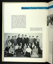 Page 10, 1951 Edition, Ohio Wesleyan University - Le Bijou Yearbook (Delaware, OH) online yearbook collection