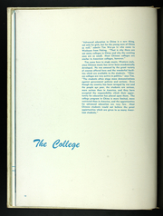 Page 14, 1951 Edition, Ohio Wesleyan University - Le Bijou Yearbook (Delaware, OH) online yearbook collection