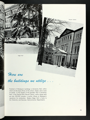 Page 17, 1951 Edition, Ohio Wesleyan University - Le Bijou Yearbook (Delaware, OH) online yearbook collection