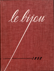 1952 Edition, Ohio Wesleyan University - Le Bijou Yearbook (Delaware, OH)