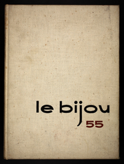 1955 Edition, Ohio Wesleyan University - Le Bijou Yearbook (Delaware, OH)