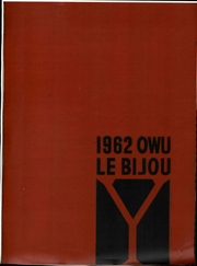 1962 Edition, Ohio Wesleyan University - Le Bijou Yearbook (Delaware, OH)