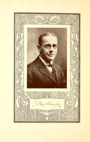 Page 8, 1924 Edition, Wittenberg University - Witt Yearbook (Springfield, OH) online yearbook collection