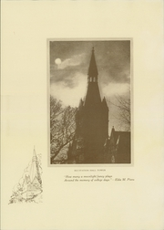 Page 15, 1925 Edition, Wittenberg University - Witt Yearbook (Springfield, OH) online yearbook collection