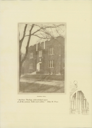 Page 16, 1925 Edition, Wittenberg University - Witt Yearbook (Springfield, OH) online yearbook collection